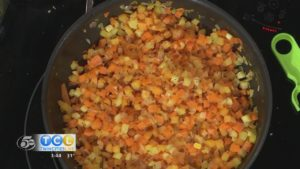 TCL Thanksgiving Show: Root Vegetable Hash