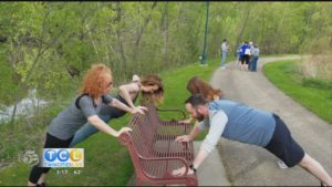 TCL in Your Town: Trail Workout in Eagan