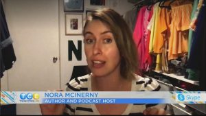 Watch Read Listen: Nora McInerny