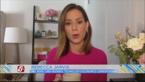 Coffee with Cool People: Rebecca Jarvis