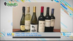 Grilling Wines