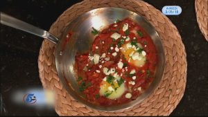 Monday Night Meal: Easy Shakshuka