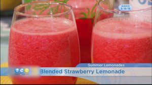 Summer Lemonades
