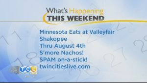 7/18 What's Happening This Weekend