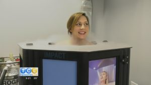 Treat Yourself: Blu Ice Cryotherapy