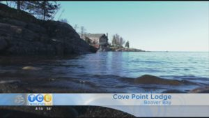 Minnecation at Cove Point Lodge