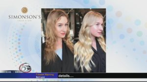 Hair Woes to Woahs with Simonson's Salon and Spa