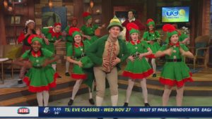 Stages Theatre Company's Elf the Musical, Jr.