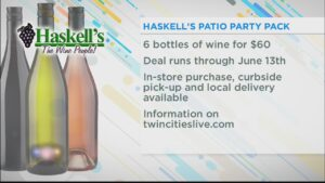 Patio Party Pack 6 For $60 Wines