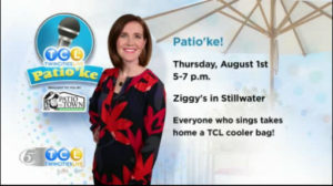 Patio'ke Kicks Off at Ziggy's