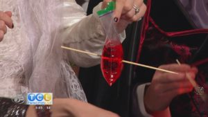 Spooky Science Experiments with the Kitchen Pantry Scientist