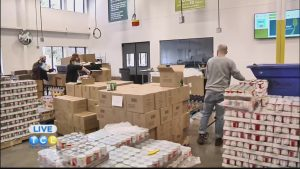 Give to the Max at Second Harvest Heartland