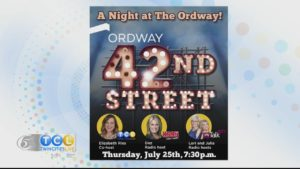Tappin' Tuesday: 42nd Street Opens at the Ordway