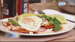 Monday Night Meal: Chilaquiles