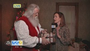 TCL in Your Town: Santa Claus