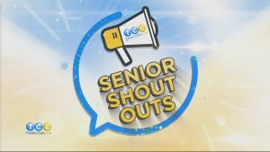 5/29 Senior Shout Outs
