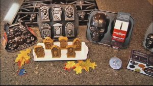 Halloween with Nordic Ware